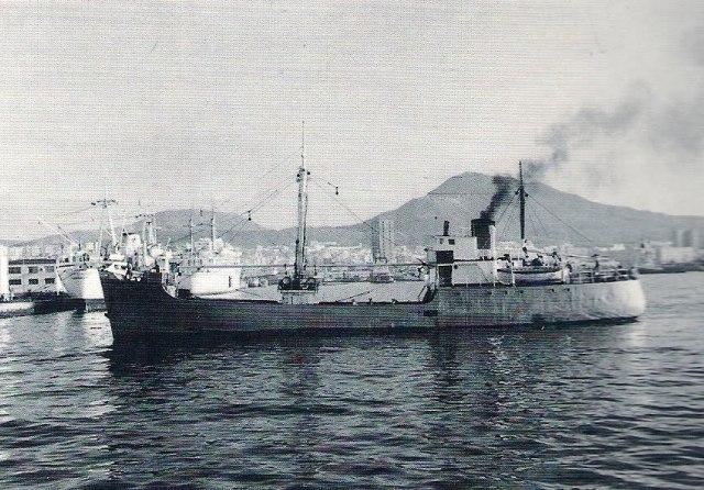 El Condesito, pecio de Tenerife